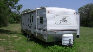 How To Hitch a Travel Trailer