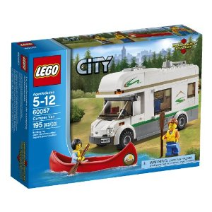 Lego Camper – How to and other Videos
