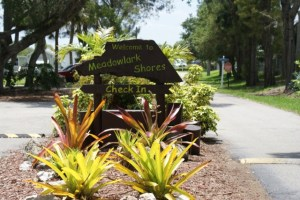 Example Entrance typical of a Best RV Parks listing
