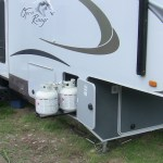 RV Propane Tanks – Fifth Wheel Pictorial Guide