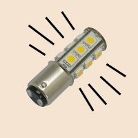 RV LED Light 360 degree emission with Bayonet Base Selection Guide