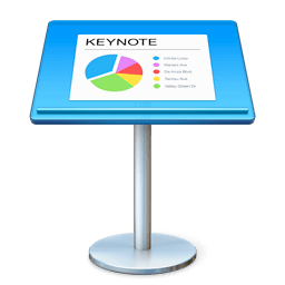 Keynote Presentation Software an alternative to PowerPoint PPT