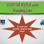Recent Book Reading List from RV52 – 2017