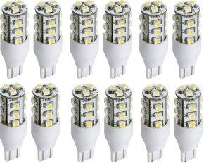 LED wedge light 12 pack