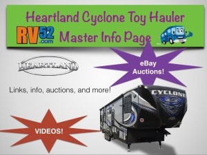 heartland cyclone toy hauler master info page