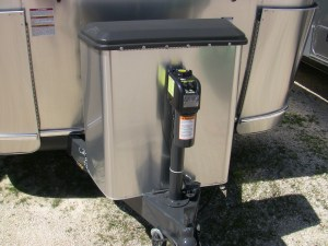 Airstream International Front Hitch