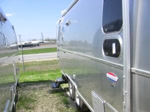 Airstream International Passenger Side Acute Angle