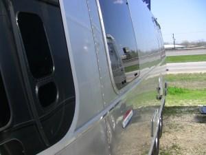 Airstream International Drivers Side Acute Angle