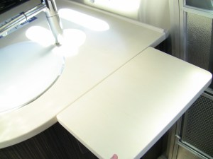 Airstream International Kitchen Sink Extender