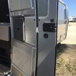 Airstream International Entry Doors Showing Both Detailed