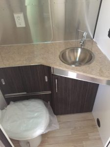 Airstream International Bathroom