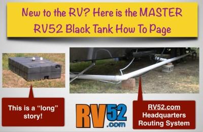 rv how to black tanks