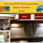 RV Window Treatment – RV Blinds, Shades and More