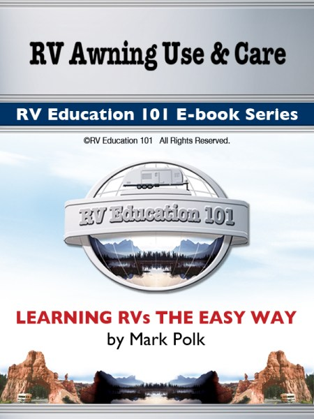 RV Awning Use, Care and Accessories