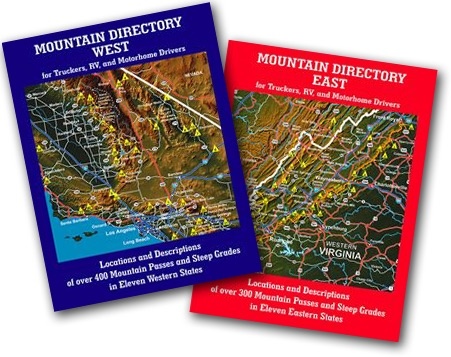 rv mountain pass safe roads directory
