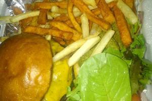 Bistro 27 – my own burger battle.