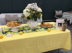 GG 2017 Cater2Events: Sweet potato ham biscuits