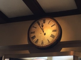 Old Ebbitt Grill original clock
