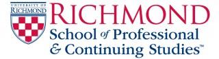 University of Richmond School of Professional & Continuing Studies