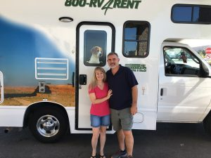 Cruise America Small Drivable RV Rental