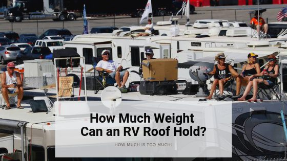 Can I Walk On My RV Roof?