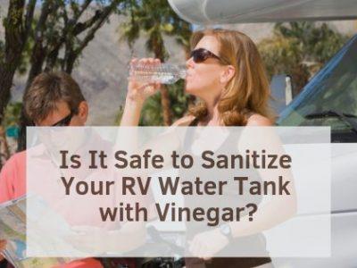 Sanitize With Vinegar