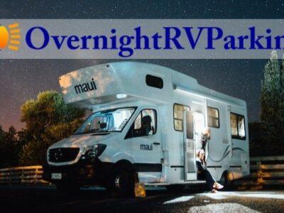 Free overnight RV Parking