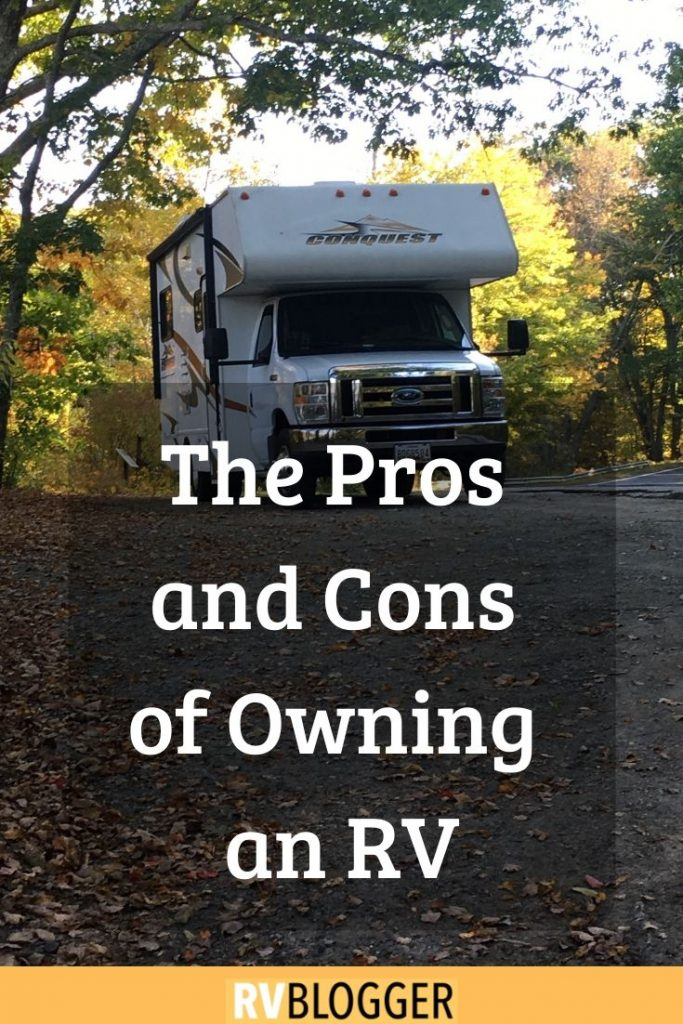 The Pros and Cons of Owning an RV