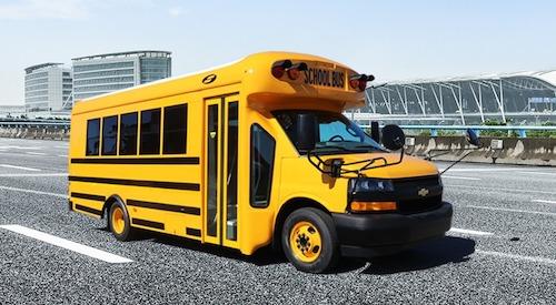Type b school bus