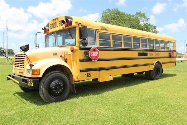 type c school bus types and classes rv
