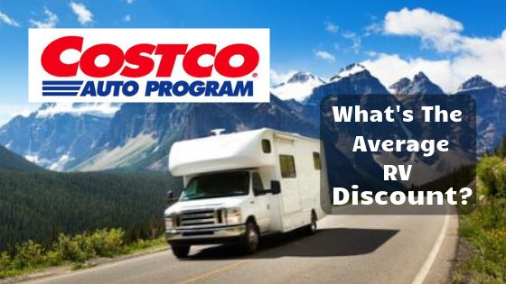What's the Average Discount When Buying an RV Through Costco?