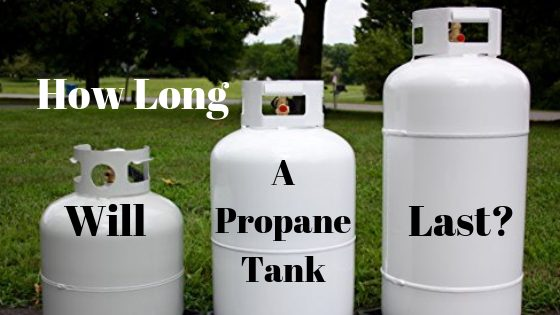 How Long Does An Rv Propane Tank Last Heat Fridge Water