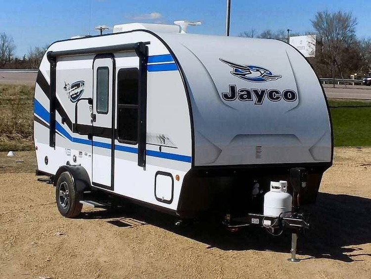 Jayco Hummingbird Small Camper with Bathroom