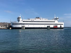 Steamship Authority Marthas Vineyard Ferry