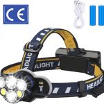 rechargable LED Headlamp