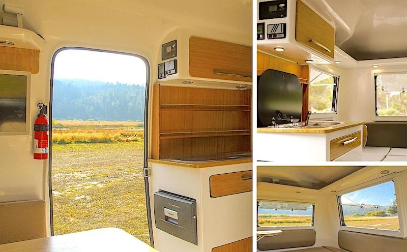 small camper trailer with bathroom happier camper