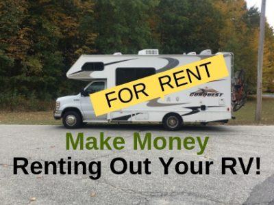 Make Money Renting Your RV