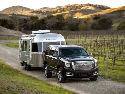 Best SUV for Towable Travel Trailer