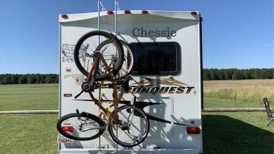 We Named Our RV Chessie