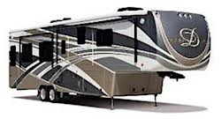 2020 DRV Luxury Suites Mobile Suites 5th Wheel