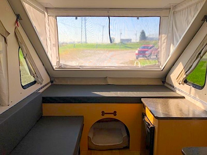 A-Liner Family Scout Popup Camper