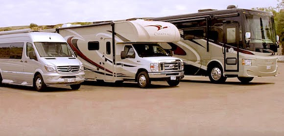 Leasing or Buying a Motorhome