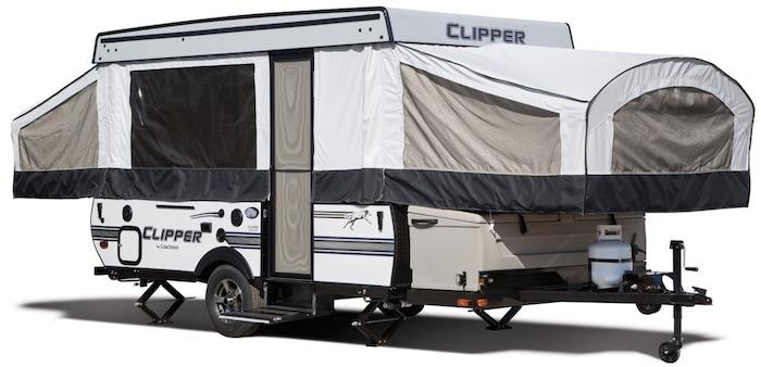 Coachmen Clipper Classic Ext