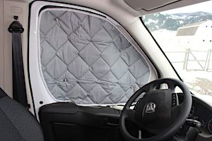 DIY RV Window Insulated Covers