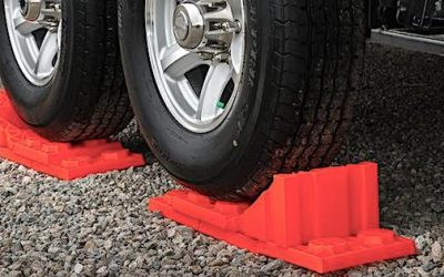 Do I Need Wheel Chocks for an RV or Travel Trailer?