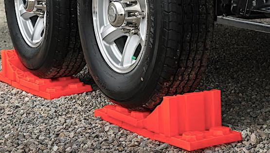 Do I Need Wheel Chocks for My RV or Travel Trailer