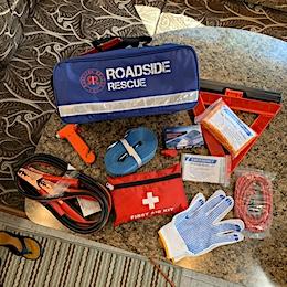 Truck Camper EMERGENCY ROADSIDE KIT
