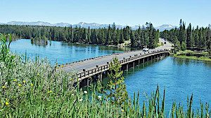 Fishing Bridge RV Park Yellowstone