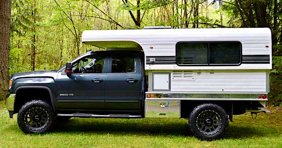 7 Awesome Reasons To Buy A Flatbed Truck Camper Rvblogger
