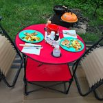 FOLD UP CAMPING TABLE RVBLOGGER